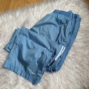 VTG Nike windbreaker babyblue pants